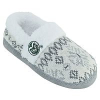 Women's Colorado State Rams Snowflake Slippers