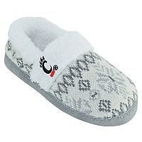 Women's Cincinnati Bearcats Snowflake Slippers