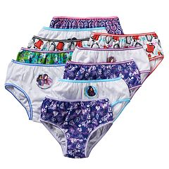 Disney's Descendants Girls 6-10 10-pk. Briefs