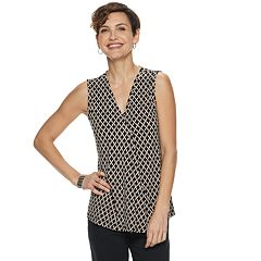9b6b4a5e266 Womens Sleeveless Shirts   Blouses - Tops