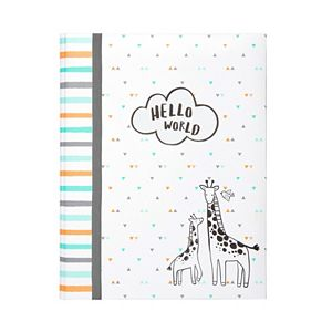 "Carter's ""Hello World"" Baby Memory Book"