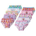 Girls 4-8 DreamWorks Trolls 10-pk. Briefs