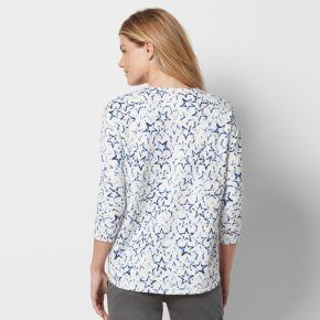 Women's SONOMA Goods for Life? Print French Terry Sweatshirt