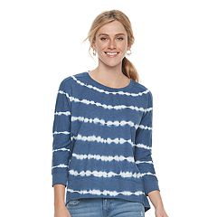 Women's SONOMA Goods for Life™ Print French Terry Sweatshirt