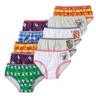Girls 6-10 Harry Potter 10-pk. Briefs
