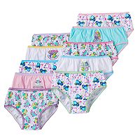 Girls 4-10 Hatchimals 10-pk. Briefs