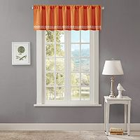 Madison Park Leah Window Valance