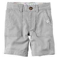 Toddler Boy Carter's Pork Chop Pocket Woven Shorts