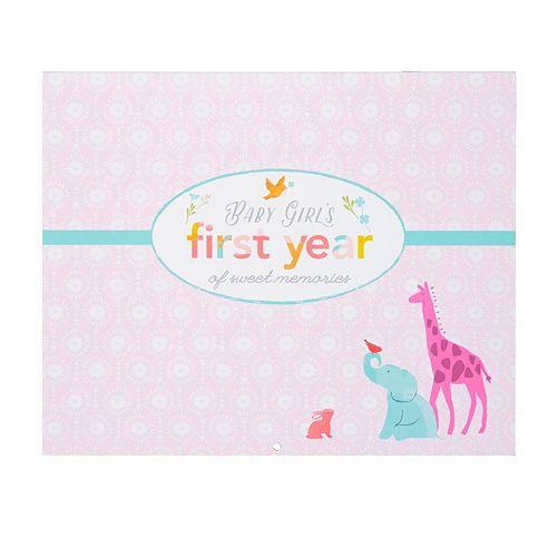 Carter's Baby Girl's First Year of Sweet Memories Calendar