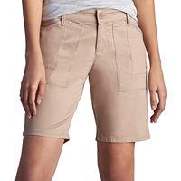 Petite Lee Cassia Bermuda Shorts