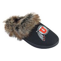 Women's Utah Utes Scuff Slippers