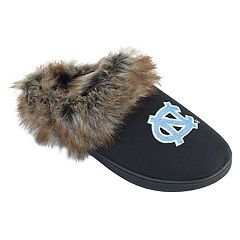 Women's North Carolina Tar Heels Scuff Slippers