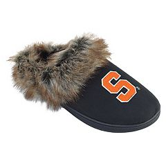 Women's Syracuse Orange Scuff Slippers