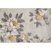 Momeni Luxe Collette Floral Rug