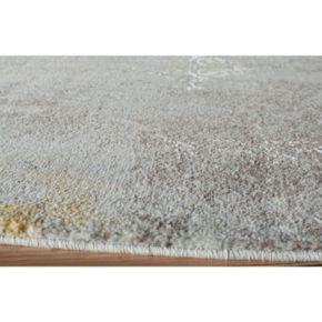Momeni Luxe Eliora Framed Floral Rug