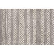 Momeni Maya Chain Striped Shag Rug