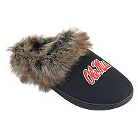Women's Ole Miss Rebels Scuff Slippers