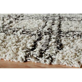 Momeni Maya Plaid Shag Rug