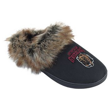 Women's Montana Grizzlies Scuff Slippers