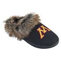 Women's Minnesota Golden Gophers Scuff Slippers