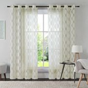 VCNY Aria Window Curtain