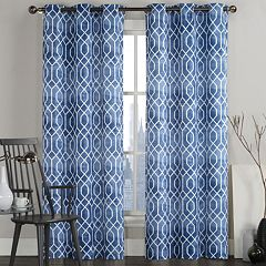 VCNY 2-pack Andrea Window Curtains
