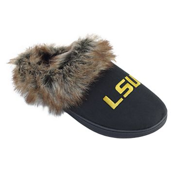 Women's LSU Tigers Scuff Slippers