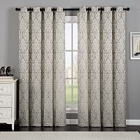 VCNY Calibra Jacquard Window Curtain