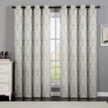 VCNY Calibra Jacquard Curtain