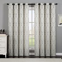 VCNY Calibra Jacquard Curtain
