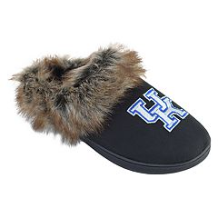 Women's Kentucky Wildcats Scuff Slippers