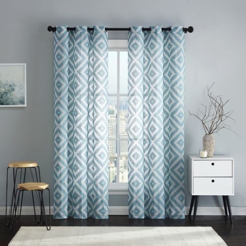 VCNY Home 2-pack Emerson Curtain