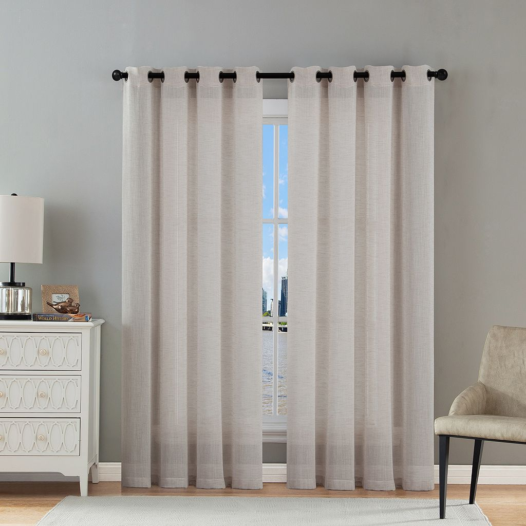 VCNY 2-pack Hamilton Window Curtains