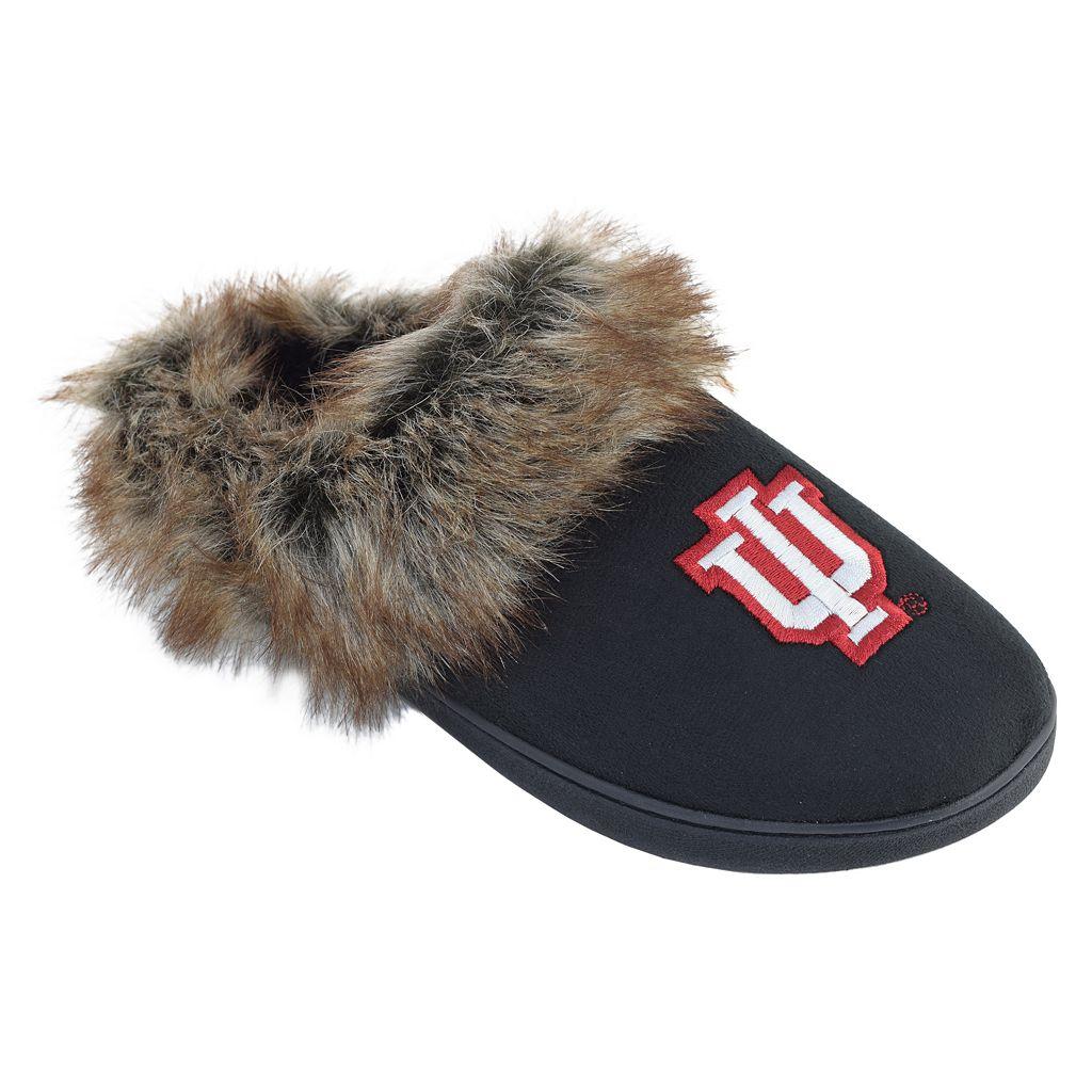 Women's Indiana Hoosiers Scuff Slippers