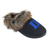 Women's Duke Blue Devils Scuff Slippers