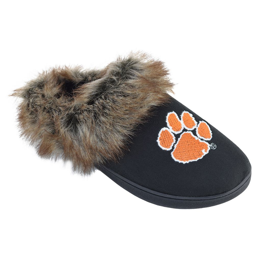 Women's Clemson Tigers Scuff Slippers