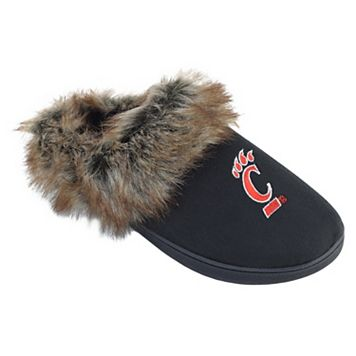 Women's Cincinnati Bearcats Scuff Slippers