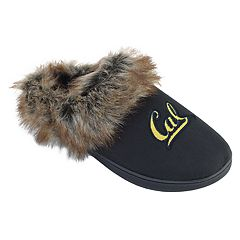 Women's Cal Golden Bears Scuff Slippers