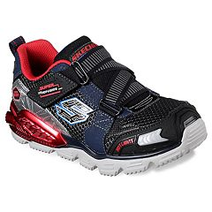 Skechers Lights Orbitors Boys' Light Up Sneakers