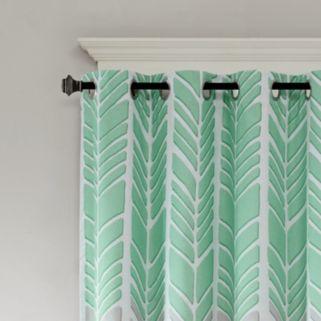 Intelligent Design Kennedy Blackout Window Curtain