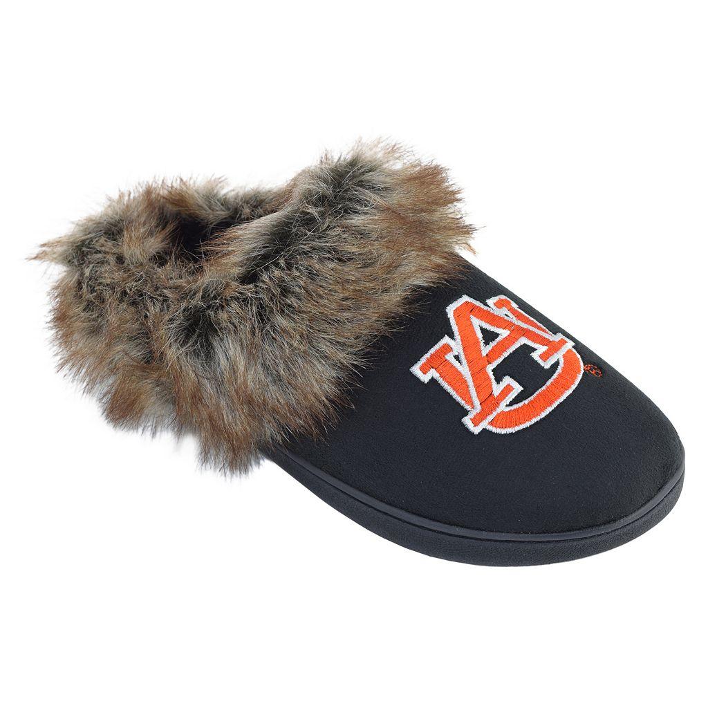 Women's Auburn Tigers Scuff Slippers