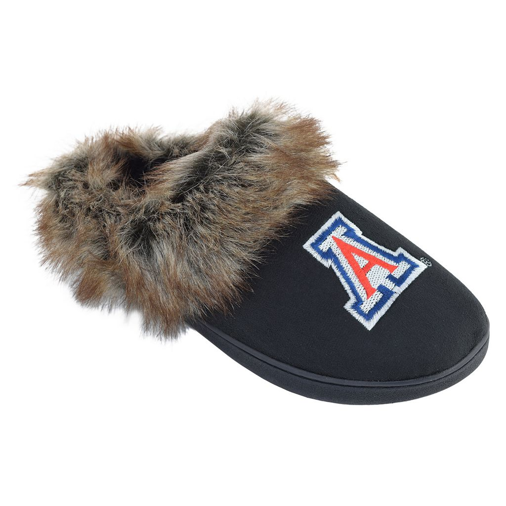 Women's Arizona Wildcats Scuff Slippers