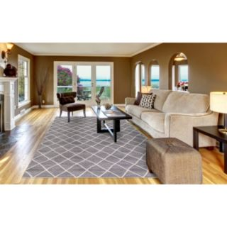Concord Global Thema Teo Lattice Rug