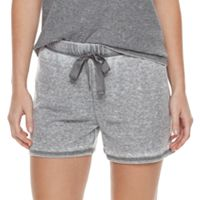 Women's SONOMA Goods for Life™ Pajamas: Thermal Waffle Drawstring Shorts