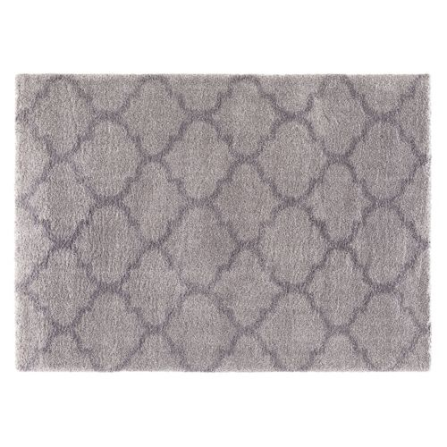 Concord Global Plush Quatrefoil Rug