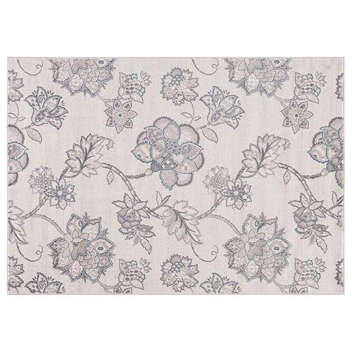 Concord Global Lara Floral Harmony Rug