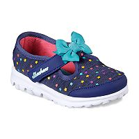 Skechers GOwalk Starry Style Girls' Sneakers