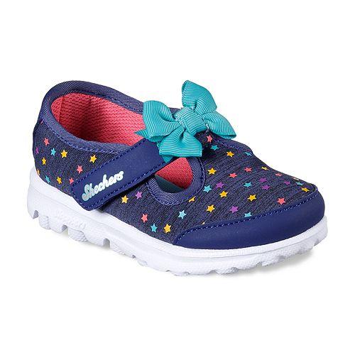 Sneakers Skechers Girls' Gowalk Starry Style nvN08wOm