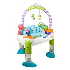 Evenflo ExerSaucer Fast Fold & Go Activity Center