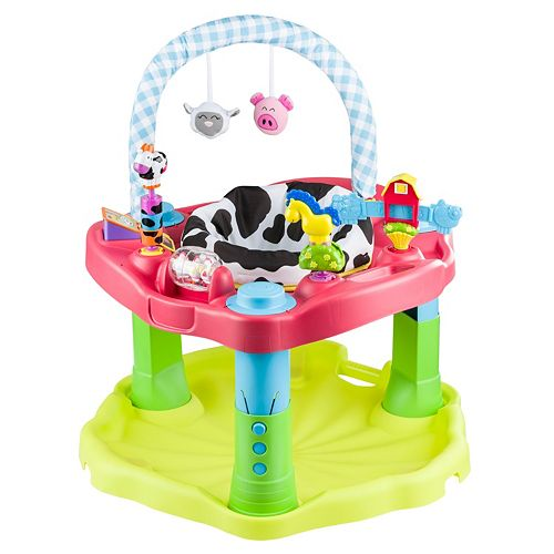 Evenflo Exersaucer Bounce Amp Learn Activity Center
